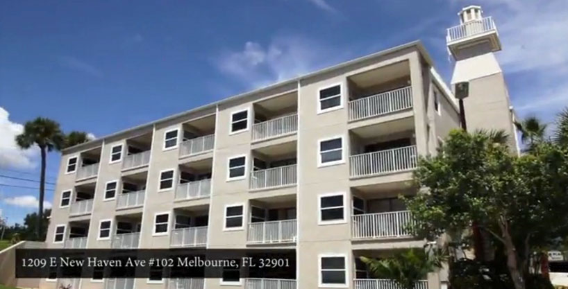 Melbourne Harbor Condo – Unit 405