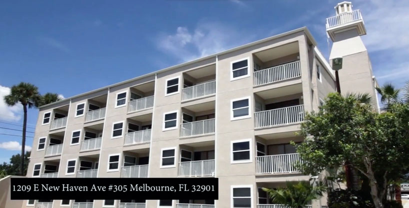 Melbourne Harbor Condo – Unit 305